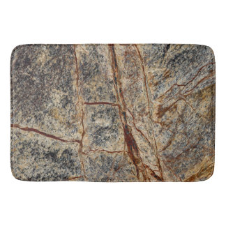 Decorative Marble Bath Mat