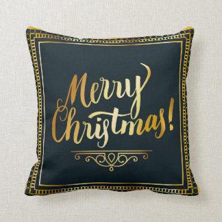 Decorative Merry Christmas Cushion