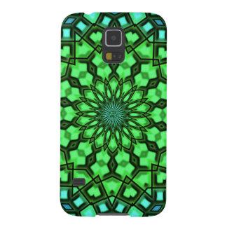 Decorative modern pattern galaxy s5 case