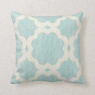 Decorative Moroccan Mint Cushion