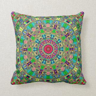 Decorative Mosaic Throw Pillow