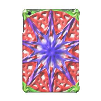 Decorative multicolored pattern