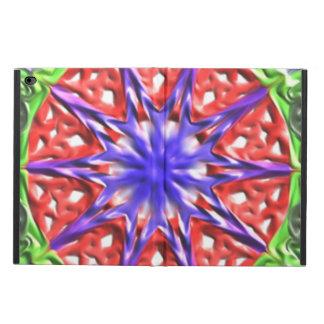 Decorative multicolored pattern powis iPad air 2 case