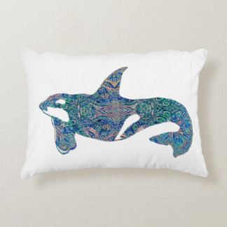 Decorative Orca Decorative Cushion