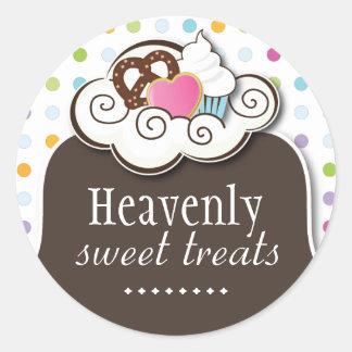 Decorative Pastry Chef Stickers