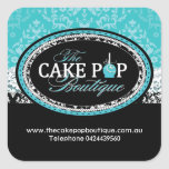 Decorative Pastry Chef Stickers