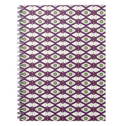 Decorative Pattern Journals