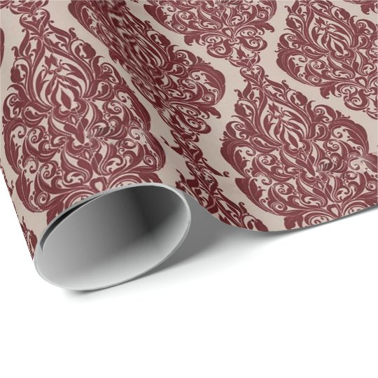 Decorative Pattern Wrapping Paper