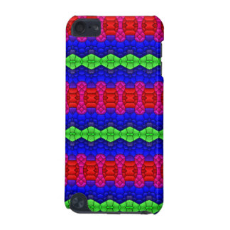 Decorative pern shapes iPod touch (5th generation) case
