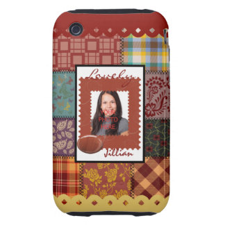 Decorative Photo iPhone 3G/3GS Tough UniversalCase Tough iPhone 3 Cover