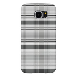 Decorative plaid pattern samsung galaxy s6 cases