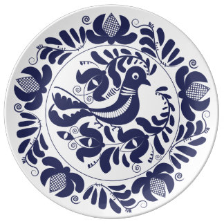Decorative plate from Korond