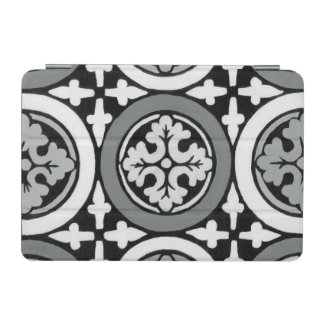 Decorative Renaissance Rosette Tile Design iPad Mini Cover