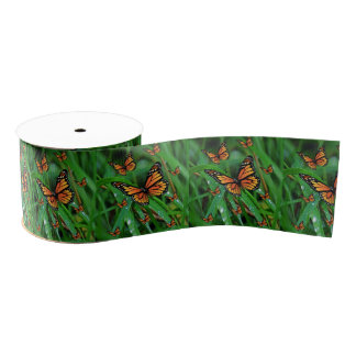 decorative ribbon butterflies grosgrain ribbon
