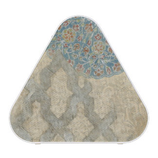 Decorative Silver Tapestry Floral Arrangement