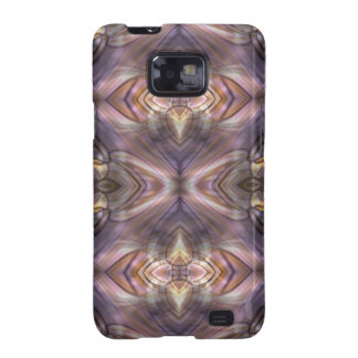 Decorative skins samsung galaxy SII case