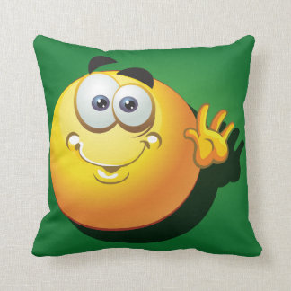 Decorative Smiley Cushions