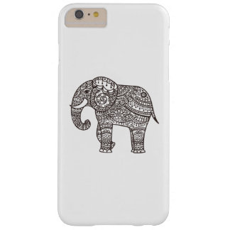 Decorative Style Elephant Barely There iPhone 6 Plus Case