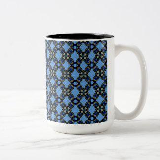 Decorative Talavera Design Large Mug