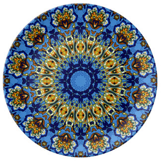 Decorative Talavera meets Country French Plates IV