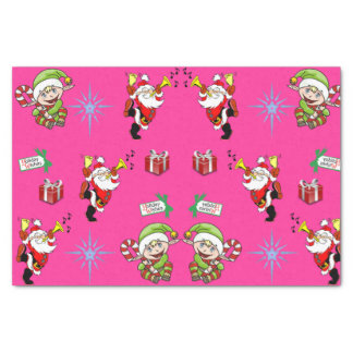 Decorative tissue paper christmas