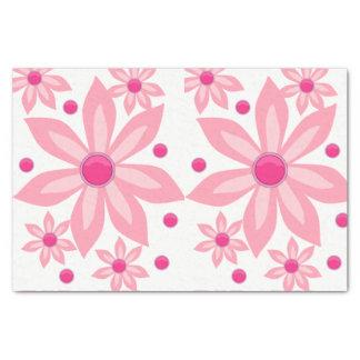 Decorative tissue paper floral