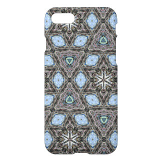 Decorative trendy multicolored pattern iPhone 8/7 case
