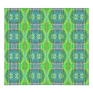 decorative trendy pattern photo print