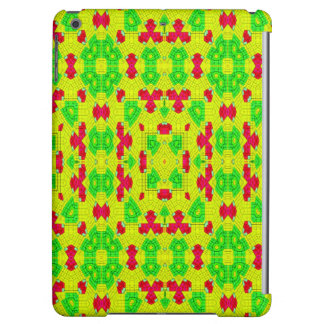 Decorative trendy stylish pattern cover for iPad air