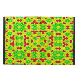 Decorative trendy stylish pattern powis iPad air 2 case