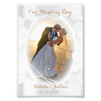 Decorative Wedding Day - Photo Template