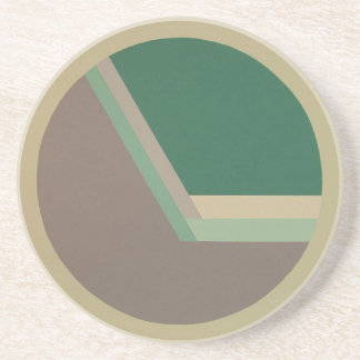 DecoSphere coaster (mint)