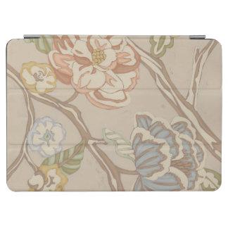 Decrative Organza Chintz Floral Design iPad Air Cover