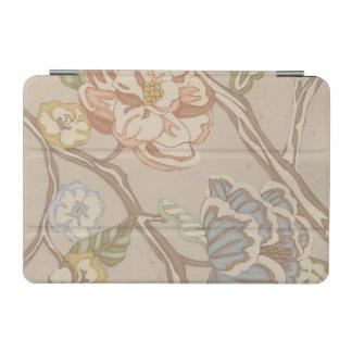 Decrative Organza Chintz Floral Design iPad Mini Cover