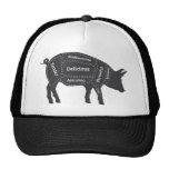 Decriptive Pig Primal Map Mesh Hats