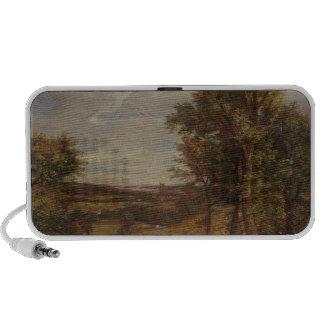 Dedham Vale, 1802 (oil on canvas) Travel Speakers
