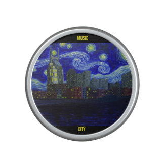 Dedication to Van Gogh Nashville Starry Night Speaker