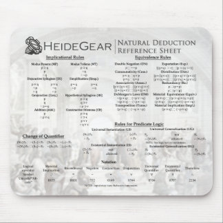 Deduction Mousepad