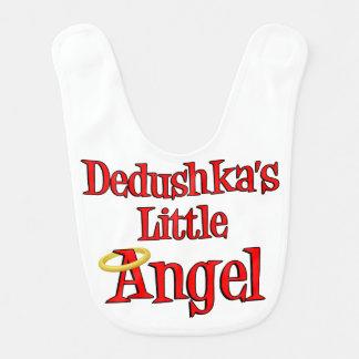 Dedushka's Little Angel Baby Bib