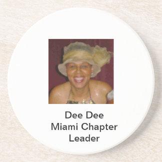 Dee Dee Drink Coaster
