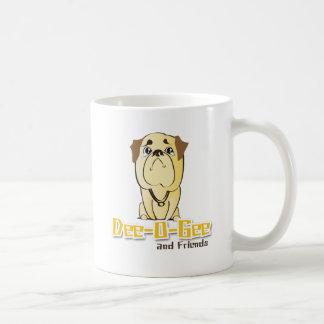 Dee-O-Gee Help me Basic White Mug