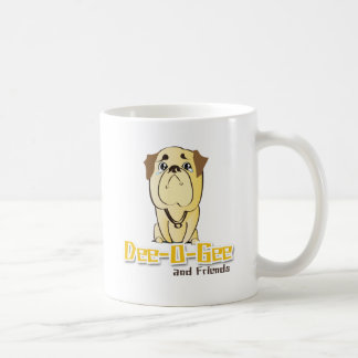 Dee-O-Gee Help me Coffee Mug