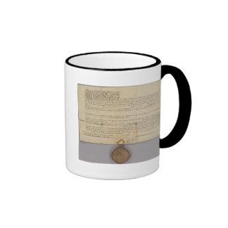 Deed, New York Coffee Mugs