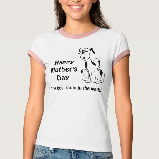 Deefa dog - CUSTOMIZABLE T-Shirt