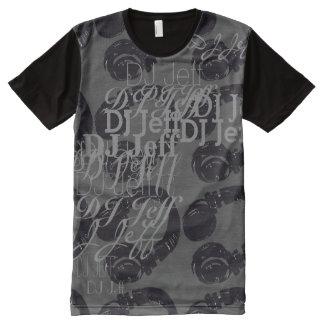 deejay dj music cool and custom All-Over print T-Shirt