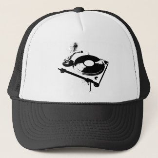 Deejay DJ Turntable Baseball hat | Ibiza House