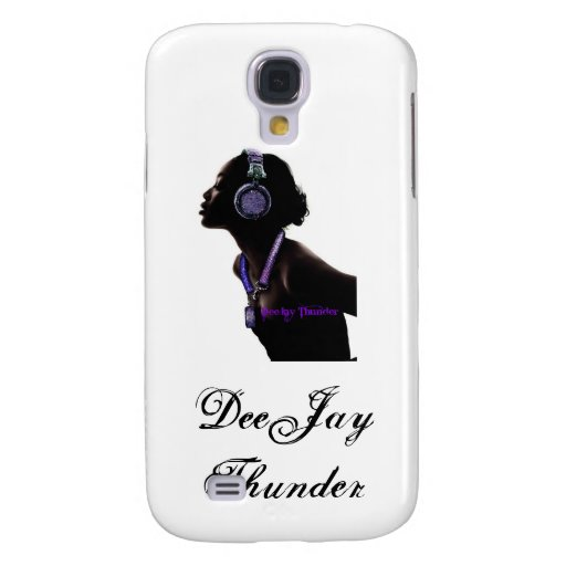DeeJay Thunder I Phone 3G/S Case Samsung Galaxy S4 Case