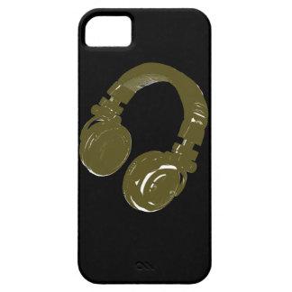 deejays headphone iPhone 5 cover