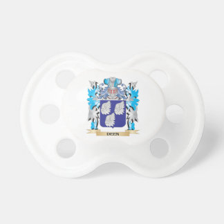 Deen Coat of Arms - Family Crest Pacifier