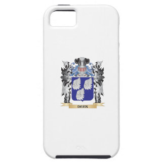 Deen Coat of Arms - Family Crest iPhone 5 Case